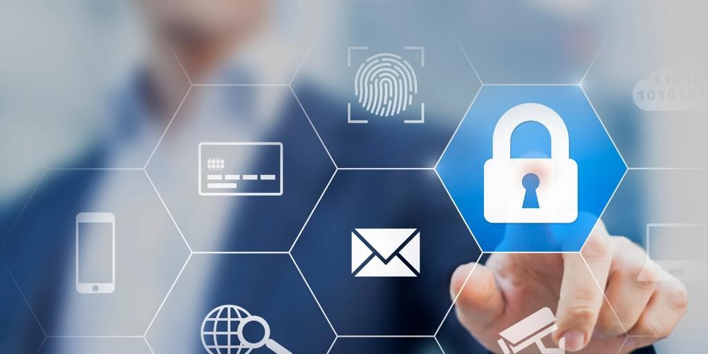 a website security symbol